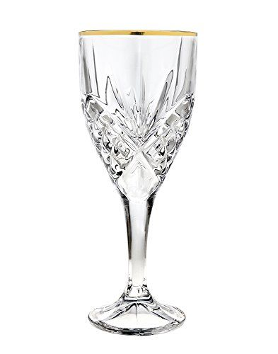 Godinger  Set Of 4 Dublin Goblet Gold Band, Clear, 3x3x8.... https://www.amazon.com/dp/B00I0LFH6S/ref=cm_sw_r_pi_dp_x_oP9kybSPX2SY0