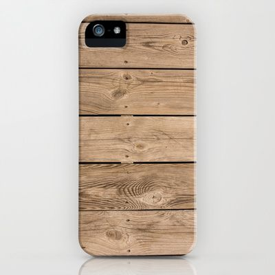 Wood I iPhone & iPod Case by Bruce Stanfield - $35.00