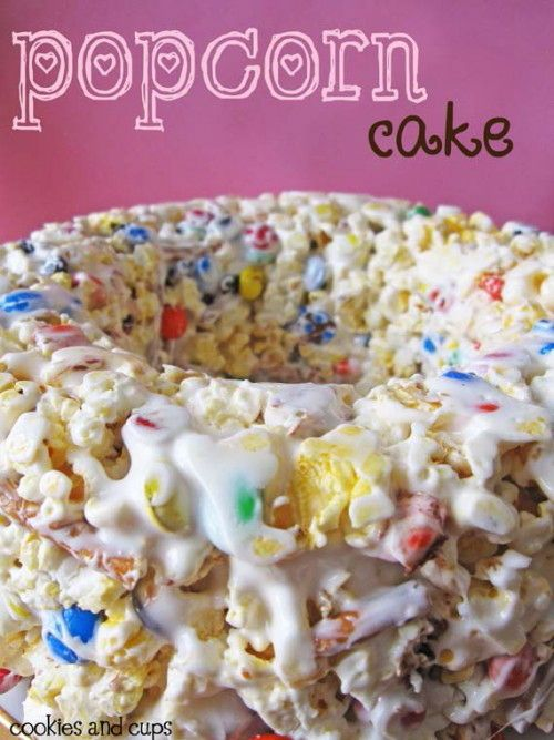 Find a popcorn recipe for any snack craving. These snack recipes look amazing and are all easy DIY tutorial recipe ideas.