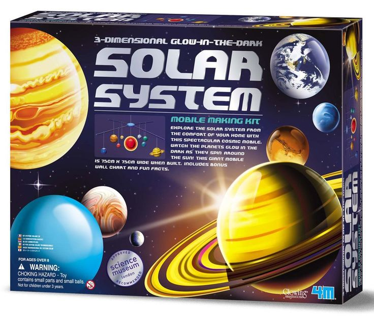 <p>Solar System Mobile Making Kit</p>