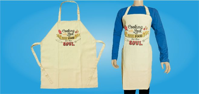 Celemek Cooking With Soul