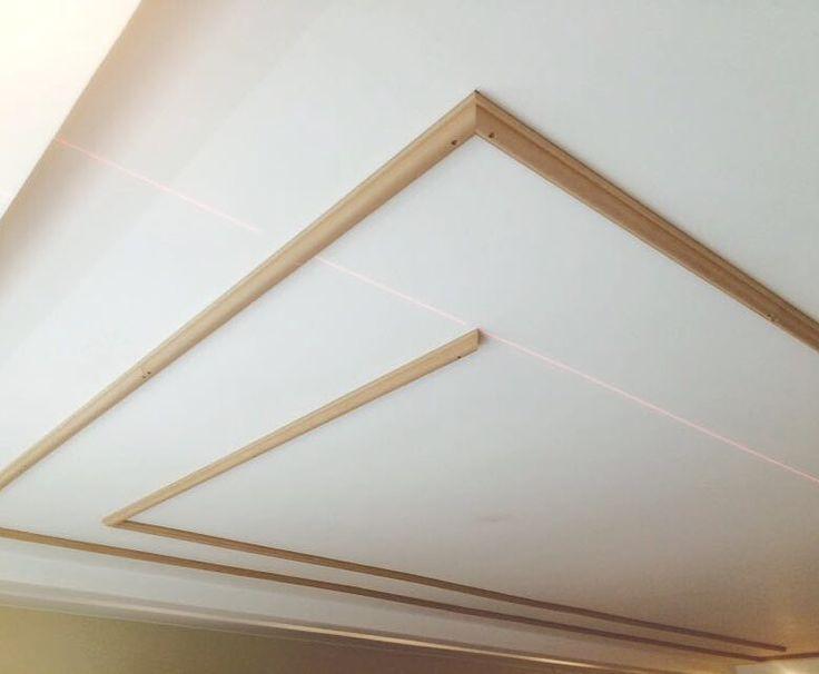 Details  #studyo3400 #tasarim ve #icmimarlik #ceiling #interiors #homeinteriors #interiordesign #architecturelovers #pasa #woodlovers #workinprogress  by studyo3400