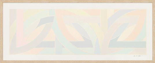 "Frank Stella, ""York Factory I"", 1971 http://www.kunsthaus-artes.de/de/783061.R1/Bild-York-Factory-I-1971/783061.R1.html?q=stella"