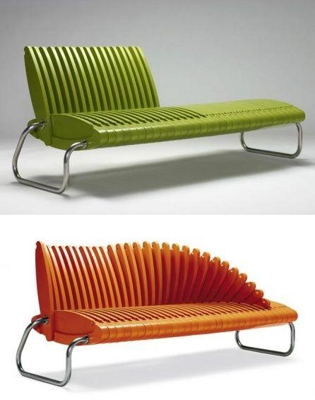 Folding Bench #Furniture