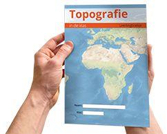 Topografieboekje maakt topo leren makkelijker