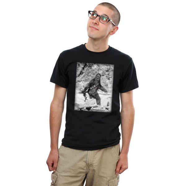 Bigfoot Chewbacca Shirt