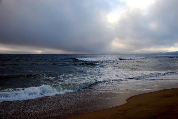 Half Moon Bay California Weather | about half moon bay beach california usa half moon bay is a coastal ...