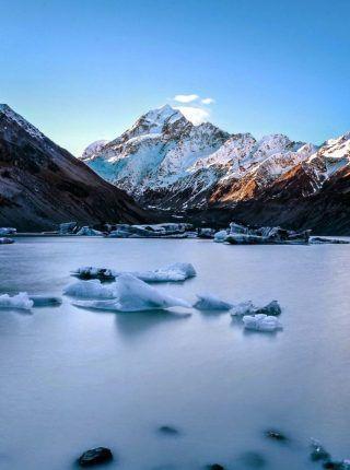 lago congelado | Fondos para iPhone