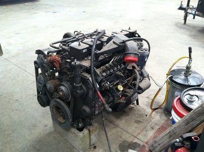 12 Valve Cummins Engine For Sale