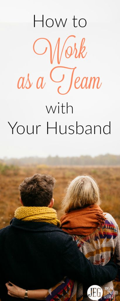 Conflicting purposes with your spouse can cause you to feel like you are buried under a pile with no way out and no one to help you. The two of you may not be acting as one now, but there is hope to work together as a team with your husband!