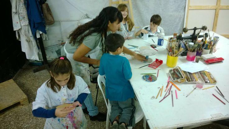 Graciela BOVETTI: Pintura para Niños - Acuarela