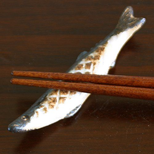 Amazon 美濃焼 手作り 箸置き 焼サンマ 3-780a 箸置き オンライン通販