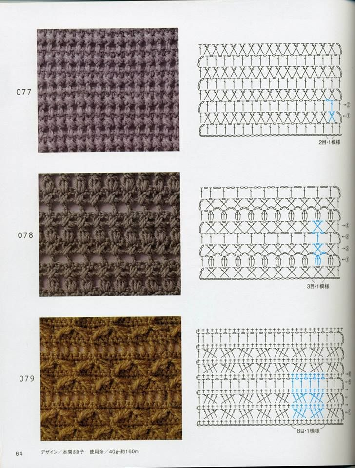 160 best crochet stitches images on pinterest crochet patterns crochet charts ccuart Image collections