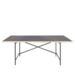 Eiermann Tisch 2 - Schwarz
