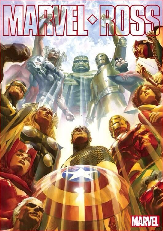 The Avengers by Alex Ross *