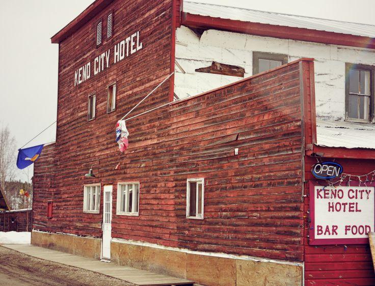 Keno City Hotel : un gros coup de coeur!