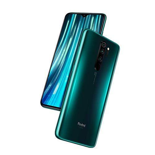 Xiaomi Redmi Note 8 Pro 64gb 6gb Ram 6 53 Lte Gsm 64mp Factory Unlocked Smartphone Global Model Forest Green Xiaomi Smartphone 64gb