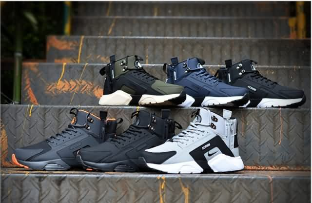 8e7109529b66 Cheap Nike Air Huarache X Acronym City MID Leather Men shoes Only Price  60  To Worldwid and Free Shipping