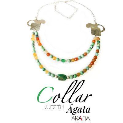 Collar Judith Ágata