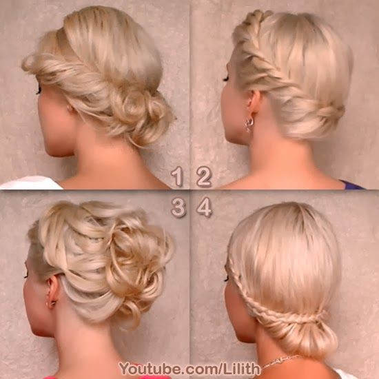 Lilith Moon: Greek goddess hairstyles. I love 1 and 3!!