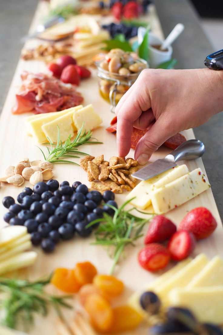 Jan 4 How to Put Together An Epic 8' Antipasto Board ...