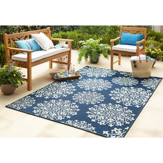Shop for Mohawk Home Oasis Sanibel Indoor/Outdoor Area Rug (8'x10'). Get free shipping at Overstock.com - Your Online Home Decor Outlet Store! Get 5% in rewards with Club O!