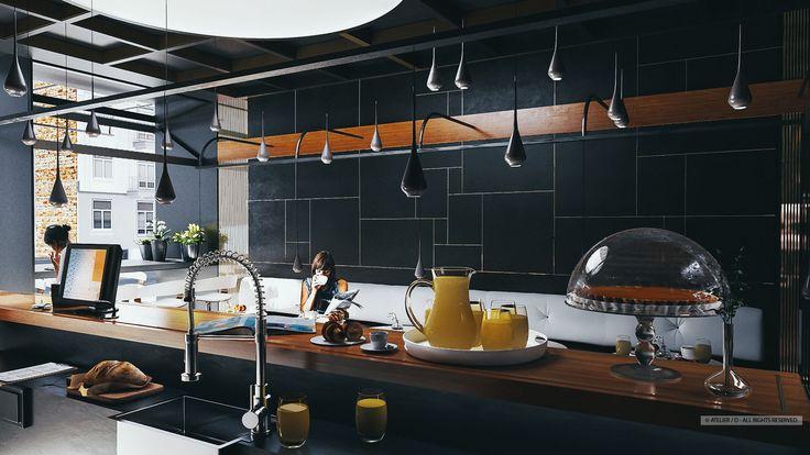 Atelier/D -  URBAN MARKET CAFE