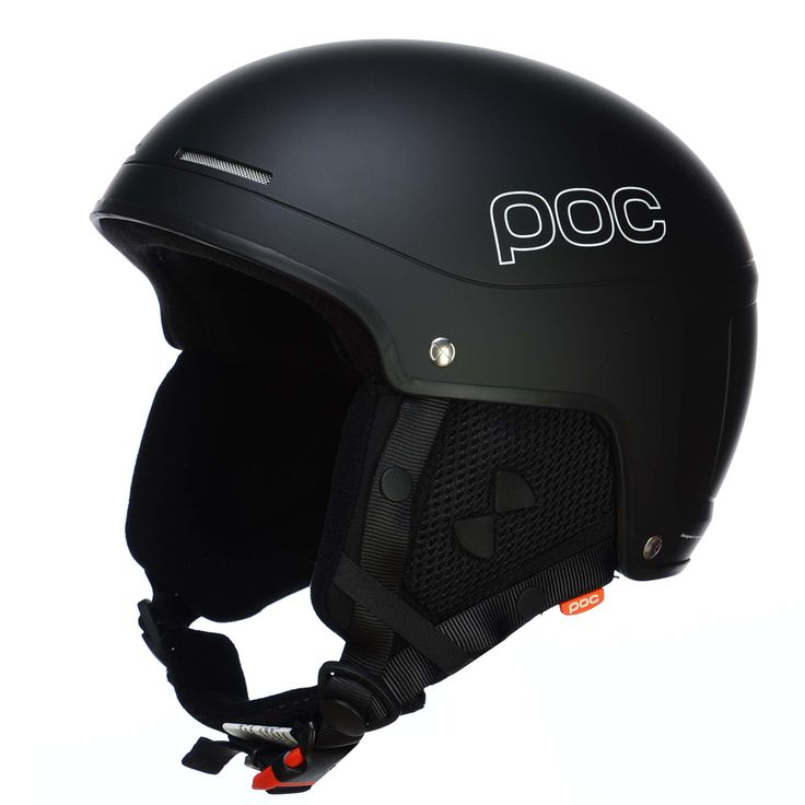 Poc Skull light ski helmet, matt white Lightweight skihelmet with matt finish Cool ski helmet of POC with neck and ear protection. The soft lining increases the wearing comfort of the skihelmet. With the additional clip you can add your skigoggle to the helmet. Furthermore, the helmet meets all safety recuirements for alpine skiing and snowboarding.