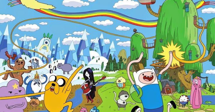 Hora De Aventura (Serie en Español Latino Online, Descargar, HD)             Nombre Original:  Adventure Time (o Adventure...
