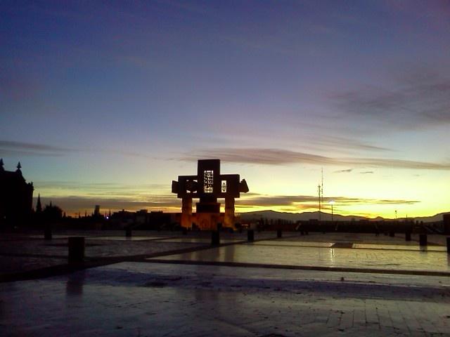 Plaza Mariana-Basilica de Ntra. Señora de Guadalupe-Mex
