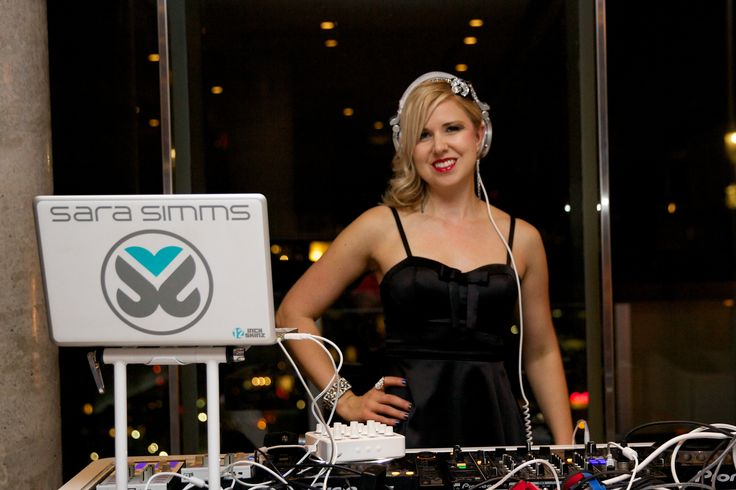 DJ for the party!!  http://www.fusion-events.ca/