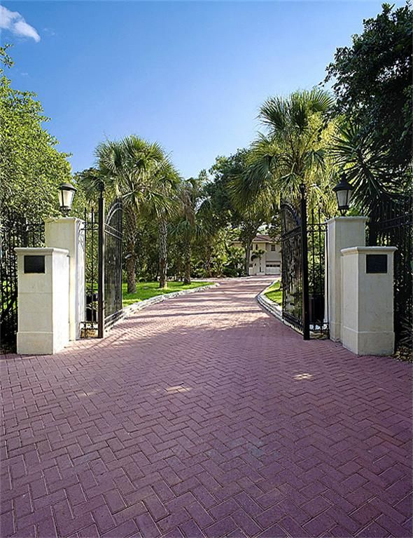 Best pavers for driveways images on pinterest