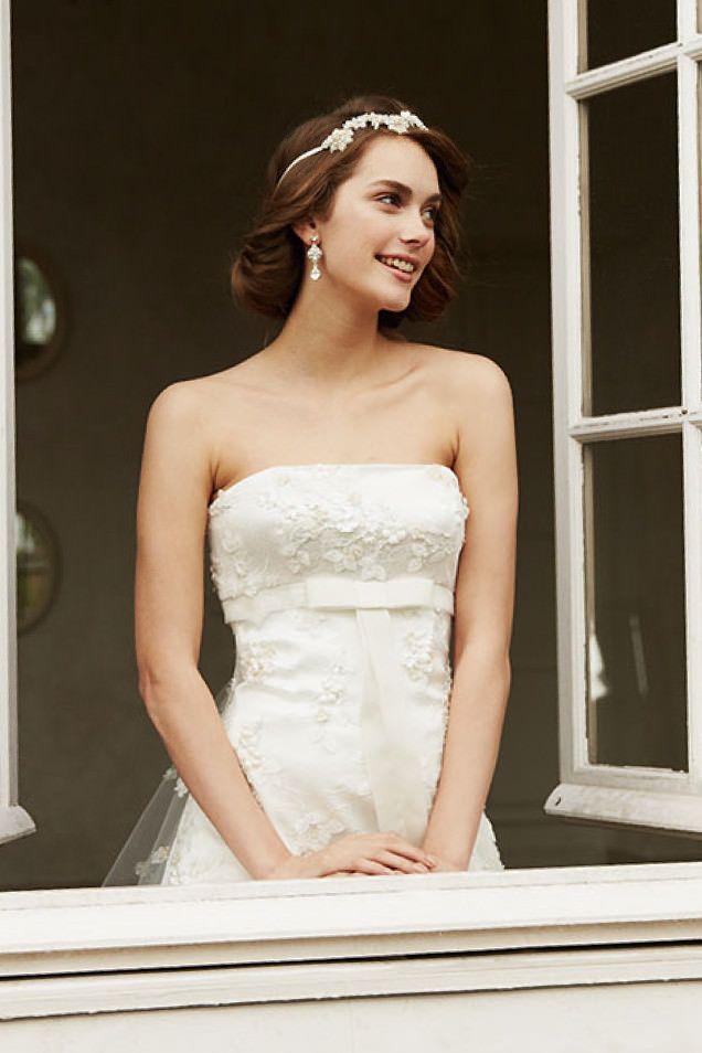Ana Quasoar|ウェディングドレスのレンタル|オーセンティックバイラレンヌ銀座・広尾。日本未上陸ブランドでウェディングフォト。 #ウェディングドレス