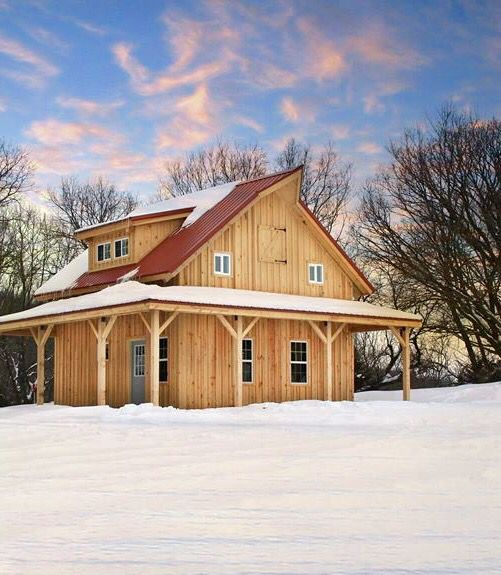 68 best pole barns images on pinterest barns for Pole barn homes indiana