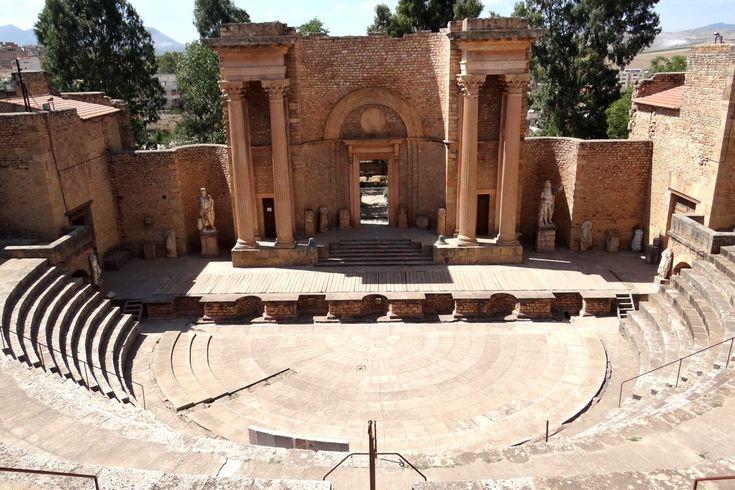 En dépit du manque dinfrastructures, la destination Algérie séduit toujours (PHOTOS)