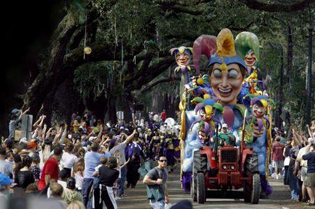 Love Mardi Gras