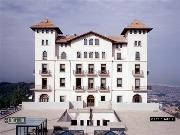 Gran Hotel La Florida - Barcelona, Spain.  Luxury hotel said to have the best views in all of Barcelona.