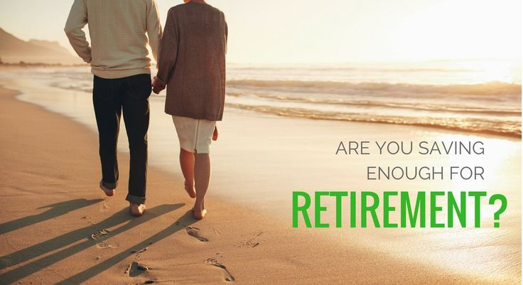 A quick and easy way to tell if you are saving enough for retirement