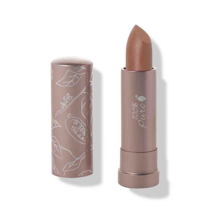 Cocoa Butter Matte Lipstick: Agave