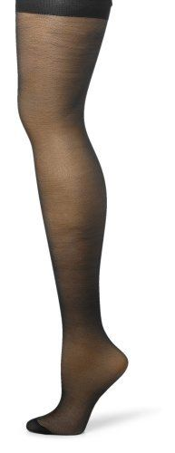 Hanes Silk Reflections Women's Silky Sheer Control Top Reinforced Toe Hosiery 3-Pack Hanes. $21.70. Control Top, Reinforced Toe. Handwash in cold water, line dry. Made in El Salvador. Silky Sheer Leg. nylon. Panty: 82% nylon, 18% spandex; Leg: 85% nylon, 15% spandex