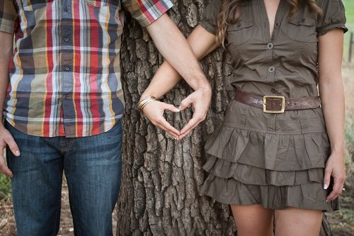 Outdoor, Rustic, Old Barn Engagement Session