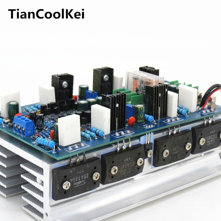 Amplificadores de audio de alta fidelidad 2. 0 amplificador estéreo de audio de doble canal de alta amplificador 500 W + 500 W de alta potencia tablero del amplificador en Amplificador de Electrónica de consumo en AliExpress.com | Alibaba Group