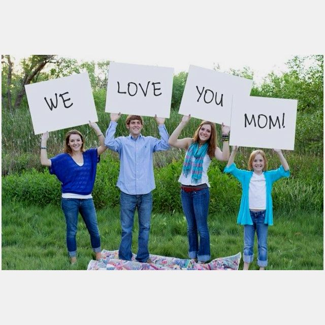 cutest mothers day idea...