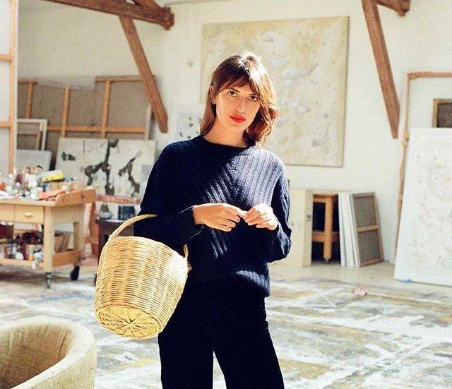 Bekannt 373 best Jeanne Damas Style images on Pinterest | Parisian style  AV95