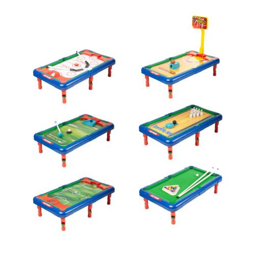 Game pool #hockey basketball golf #table indoor #childrens toy gift set top dm,  View more on the LINK: http://www.zeppy.io/product/gb/2/332014632917/