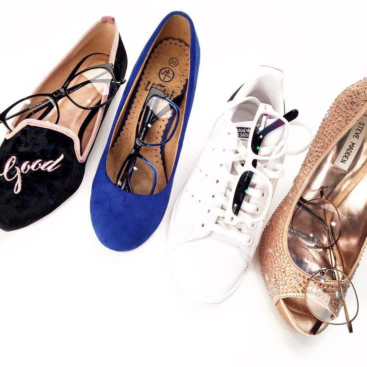 Stijl naast je schoenen ook je bril bij je outfit. Nú betaalbaar bij LOEK!