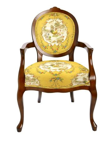 Chairs In Rooster Fabric | Farmhouse Theme Home Decor   Rooster And Chicken  Housewares And