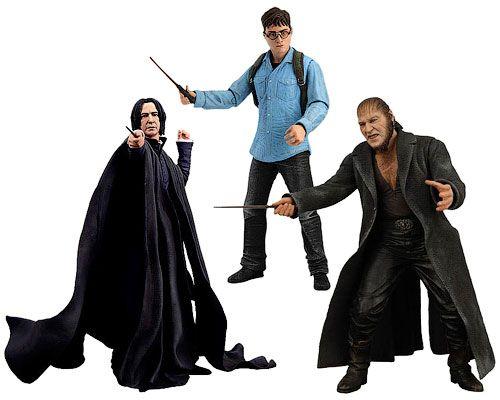 Гарри Поттер и Дары Смерти фигурки