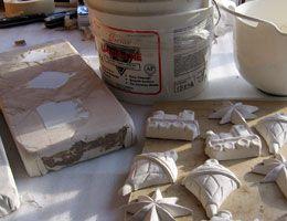 Paper Mache Ornaments!!