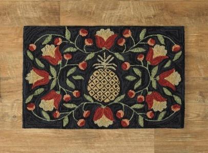 55 best Primitive & Country Inspired Rugs images on Pinterest ...